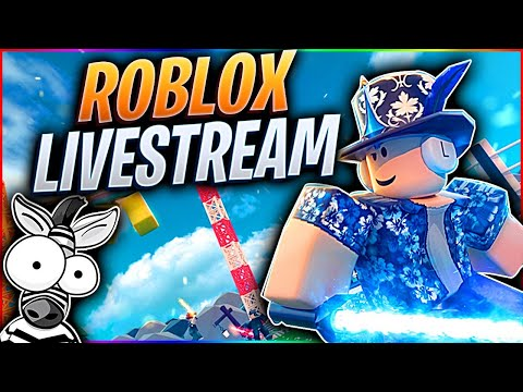 Roblox Livestream Live Roblox Livestream Come Choose The Games Road To 4000 Youtube