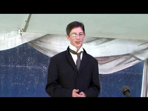 Greeley Central High School: Aidan Schuttler as Eo'in McNeill