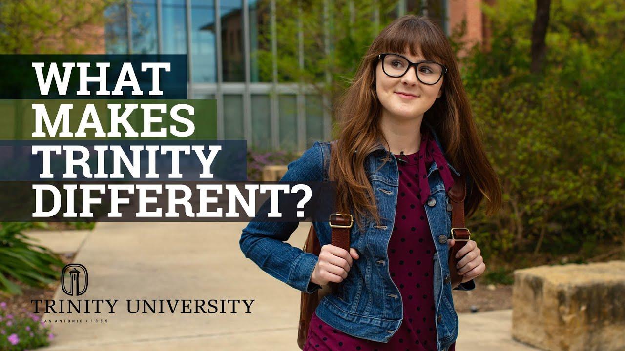 Trinity University - Texas - Niche