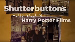 Shutterbuttons Puts You in the Harry Potter F...