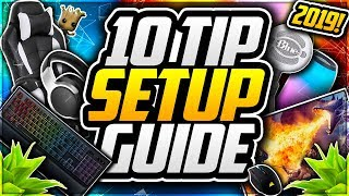 10 Tip ULTIMATE Budget Guide For a FULL Gaming Setup 2019! 😱 How To Build a Full GAMING Setup 2019!