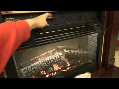 Камины электрические| Эффект огня| #edblack #каминэлектрический