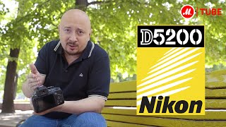 Видеообзор зеркального фотоаппарата Nikon D5200(Зеркальный фотоаппарат Nikon D5200 создан для увлечённых фотолюбителей которым нужны классные снимки, но не..., 2014-06-19T10:40:51.000Z)