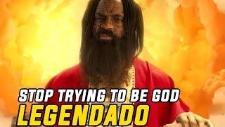 Travis Scott - STOP TRYING TO BE GOD 🧙♂(Legendado)