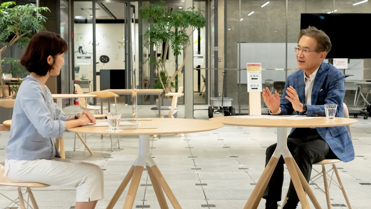 CEO Interview: What I wanted to convey through our Corporate Strategy Meeting