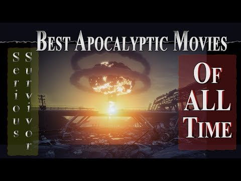 Greatest Apocalyptic Movies Of ALL Time - Top 30 With Footage- + 50 More