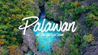 GoPro | DJI Phantom 4:  Around The World Adventures || El NIDO, PALAWAN