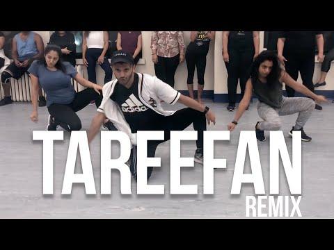 Tareefan (Remix)  | Veere Di Wedding | Rohit Gijare Choreography | Badshah, DJ Notorious | Dance
