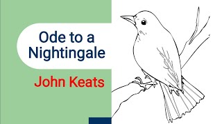 Ode To A Nightingale Poem By JOHN KEATS