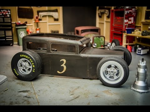 how to build a rat rod front end