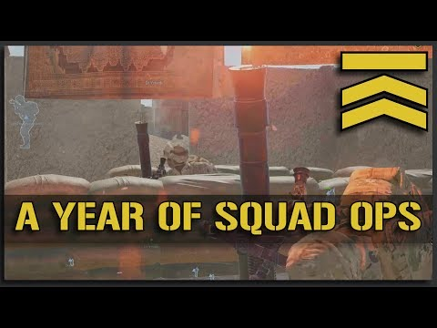A Year of Squad Ops - A Compilation of Year One (Edited by Pen)