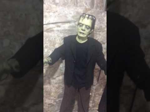 Glenn strange 4ft doll