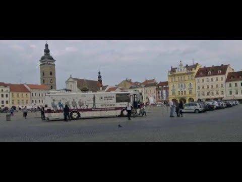Piráti navštívili České Budějovice