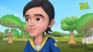 Tom Tom The Piper Son | Nursery Rhymes Songs with Lyrics | Kids Learning Videos | Kid Zooz