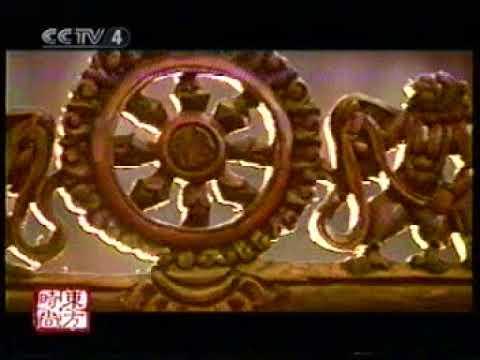 Roger Schwendeman CCTV Culture Express Program on Chinese Antiques