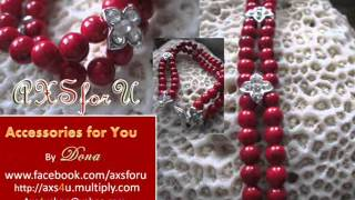AXSforU Fashion Jewelry Designs by Dona Thumbnail