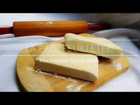 recette-pâte-feuilletée