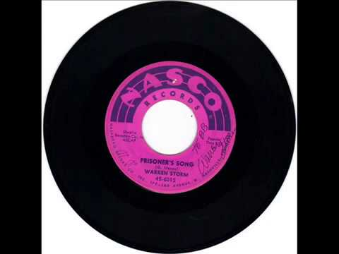 WARREN STORM  - PRISONERS SONG -  MAMA MAMA MAMA  -  NASCO 6015 wmv