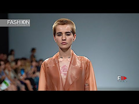 AKVILE JANCAUSKAITE Spring Summer 2019 Ukrainian FW - Fashion Channel