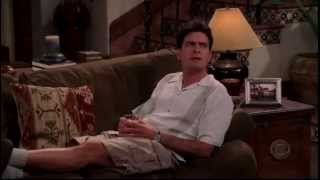 TWO AND A HALF MEN - Who's Turn Is It To Forget Jake