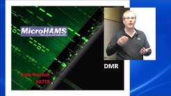 DMR/MotoTRBO at MicroHAMS Digital Conference 2015
