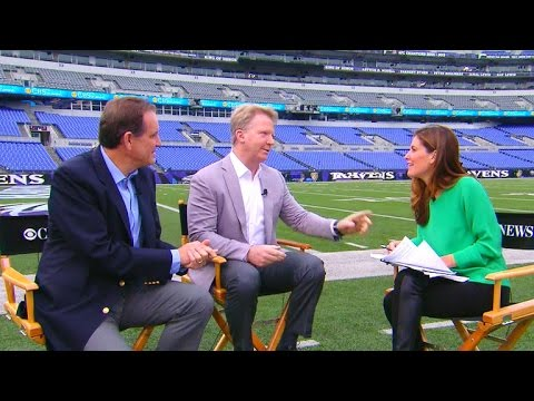 Thursday Night Football On CBS Kicks Off As Tony Romo Continues Transition To ...