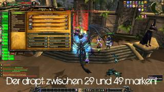 WoW Privat Server 4.2.2/4.3.0 Review/Test: CataWoW [Full HD 1080p](WoW Gameplay/Commentary)