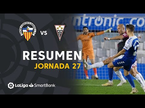 Sabadell CE Albacete Goals And Highlights