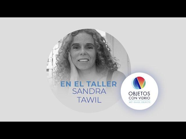 En el Taller de Sandra Tawil