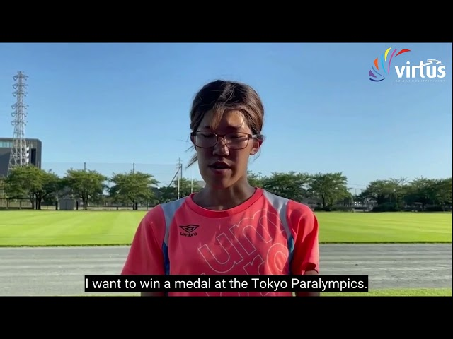 Tokyo 2020 Paralympics Qualifier- Aki Furuya