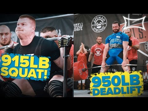 TWO ALL TIME WORLD RECORDS? - Kern US Open Day 1
