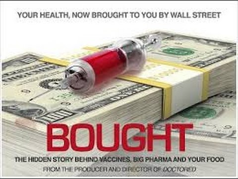 BOUGHT trailer - Your health now brought to you by Wall street