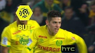 But Mariusz STEPINSKI (20') / FC Nantes - Olympique de Marseille (3-2) -  / 2016-17