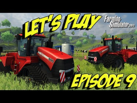 Farming Simulator 2013 - Ep9 - Agroliner & Sell Off