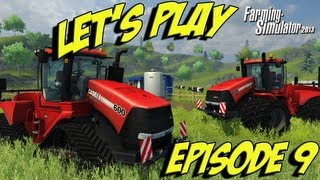 Farming Simulator 2013 - Ep9 - Agroliner & Sell Off