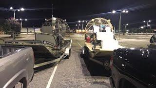 La Cajun Navy vs Florence