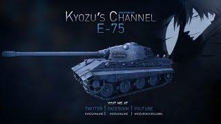 World of Tanks - HGuderian_SRB - E-75, Ace Tanker, 7,2k damage / potential