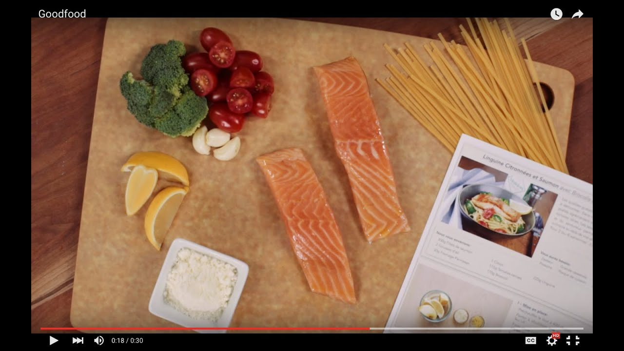 Goodfood - Fresh Ingredients, Meal Kit Delivery
