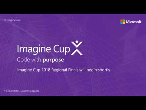 Imagine Cup 2018 Regional Final | Kuala Lumpur Malaysia
