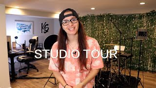 MY NEW STUDIO TOUR!!!