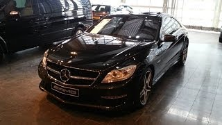Mercedes-Benz CL63 AMG In depth review Interior Exterior