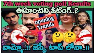 Bigg Boss 5 Telugu 7th week voting results|Bigg Boss 5 Telugu 7th week elimination|Bigg Boss 5 promo