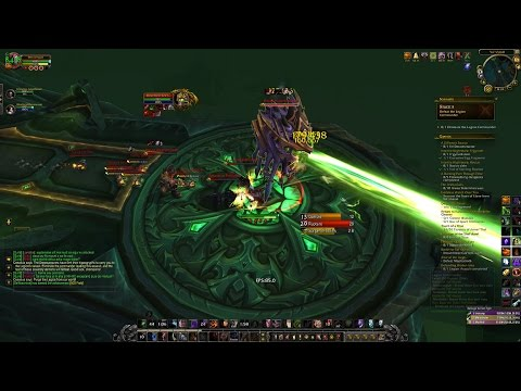 Defending Broken Isles Full Quest Chain Achievement WoW Legion