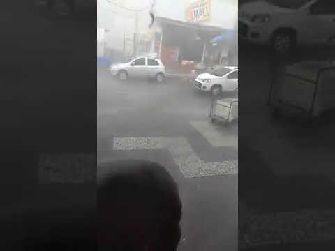 Tempestade em Madureira Parte 1 Em 24/12/2017