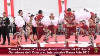 Penal de Huaral ganó Concurso Danza Arte 2013