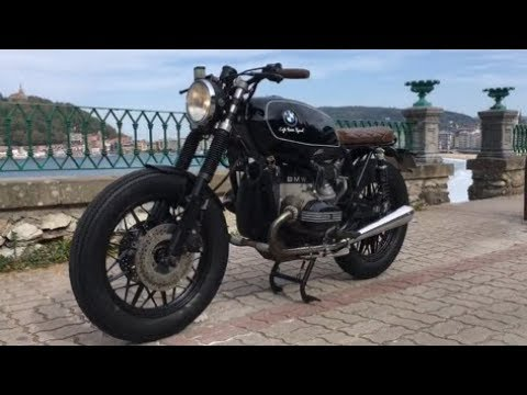 bmw r65 brat style crss 028 by cafe racer sspirit youtube. Black Bedroom Furniture Sets. Home Design Ideas