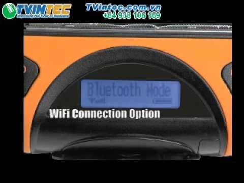 Máy in di động Star SM-T300 Bluetooth Printer
