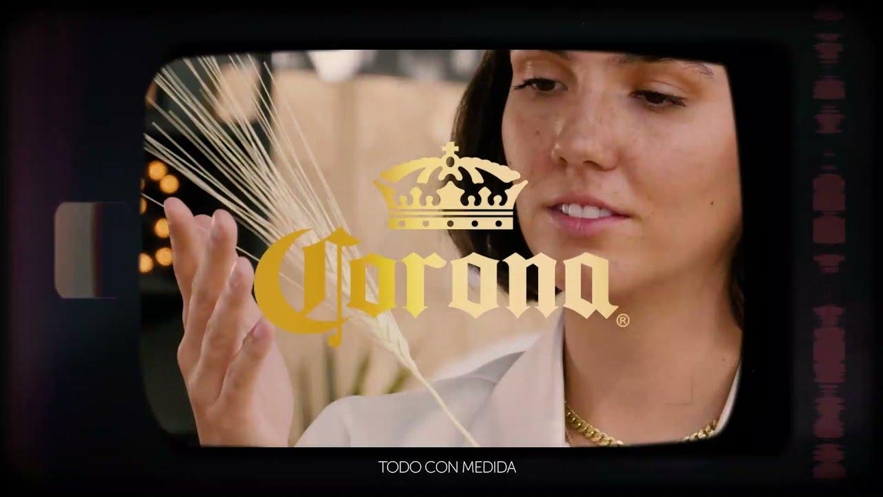 El brillo de Corona está al alcance de tu oído y tu tacto