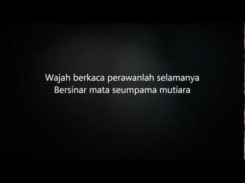 Kekasihku (Rahmat) - Lirik