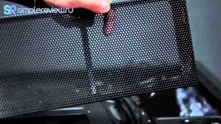 видео обзор корпуса Corsair Carbide 500R